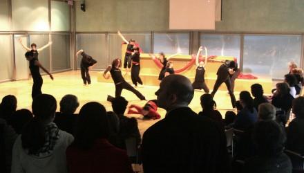 Espazos que danzan