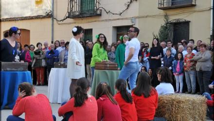 Veganzones, Historia y Magia